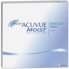 1 Day Acuvue® Moist 90 Multifocal
