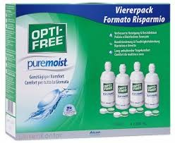 Optifree PureMoist Viererpack