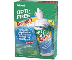 Optifree RepleniSH Viererpack
