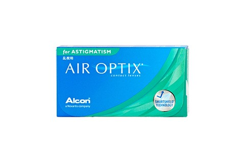 Air Optix for Astigmatism (Toric) 3er Box