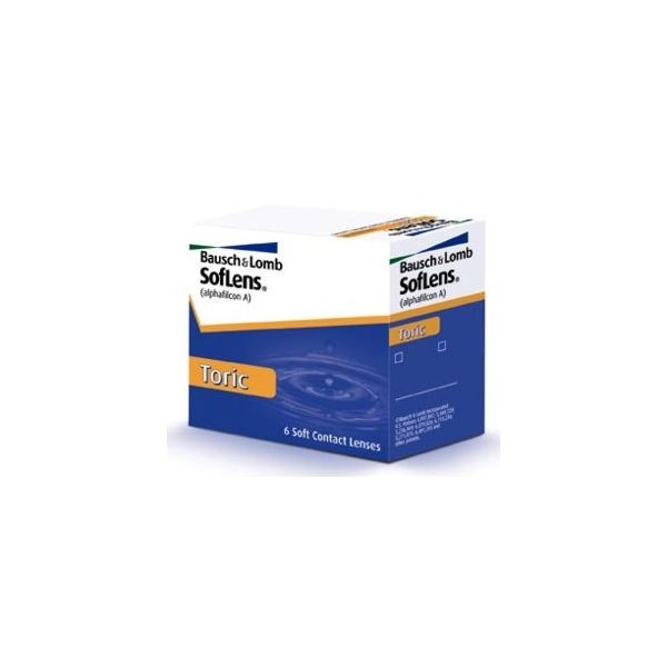SofLens for Astigmatism (Toric) 6er Box