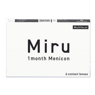 Miru 1 Month Multifokal 6er Pack