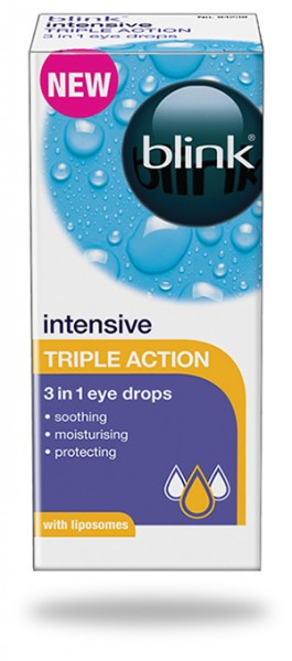 Blink intensive Triple Action -Flasche