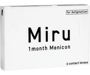 Miru 1 Month Toric 3er Pack