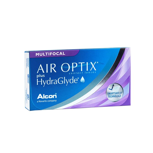 Air Optix Hydraglyde Multifokal 6er Box