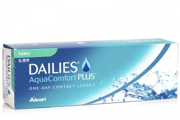 Dailies AquaComfort Plus Toric 30er Box